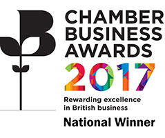 Chamber Business Awards 2017 logo