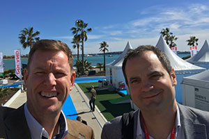 Team Spirit of MIPIM Lives On
