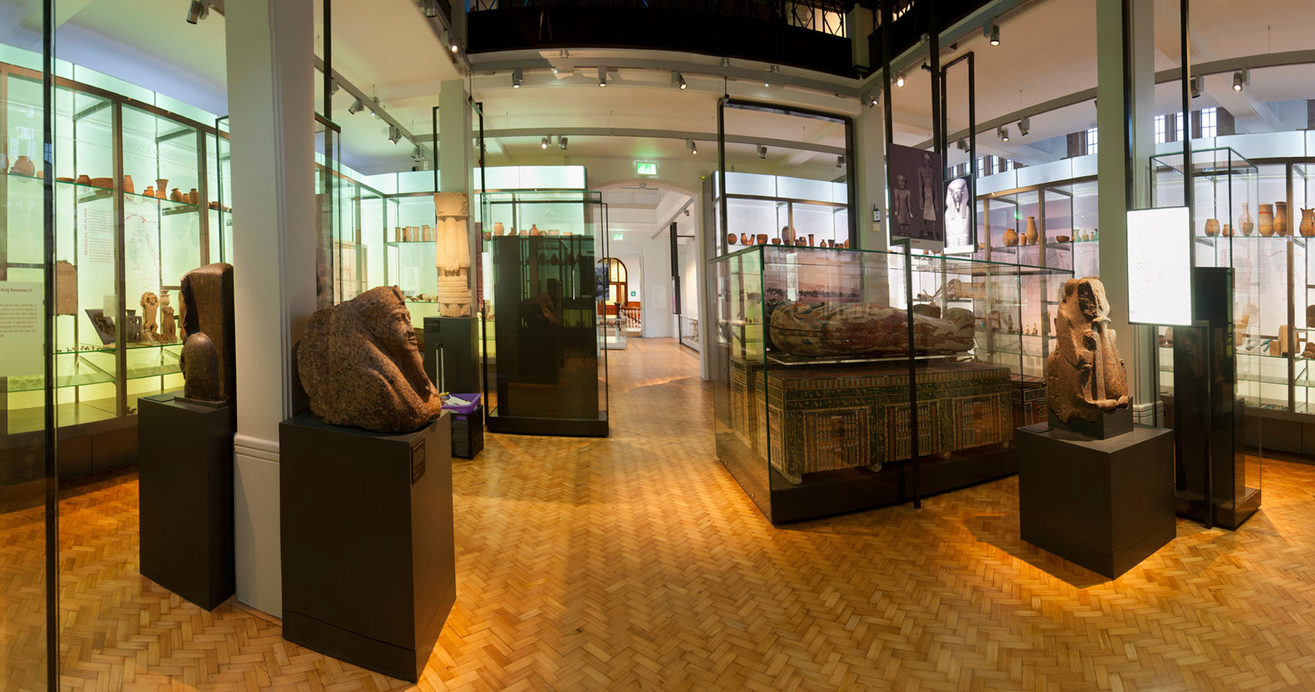 Ancient Worlds Gallery, The Manchester Museum