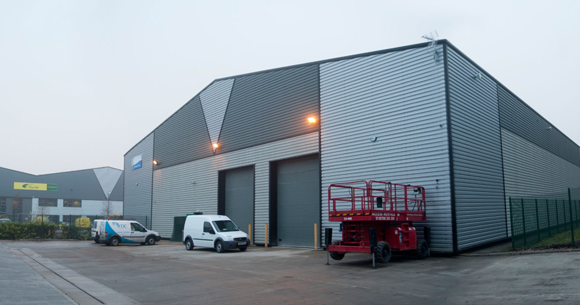 Unit F, Ashburton Point, Trafford Park