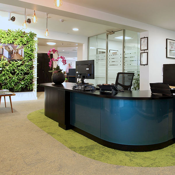 New Biophilic Head Office, MC Construction