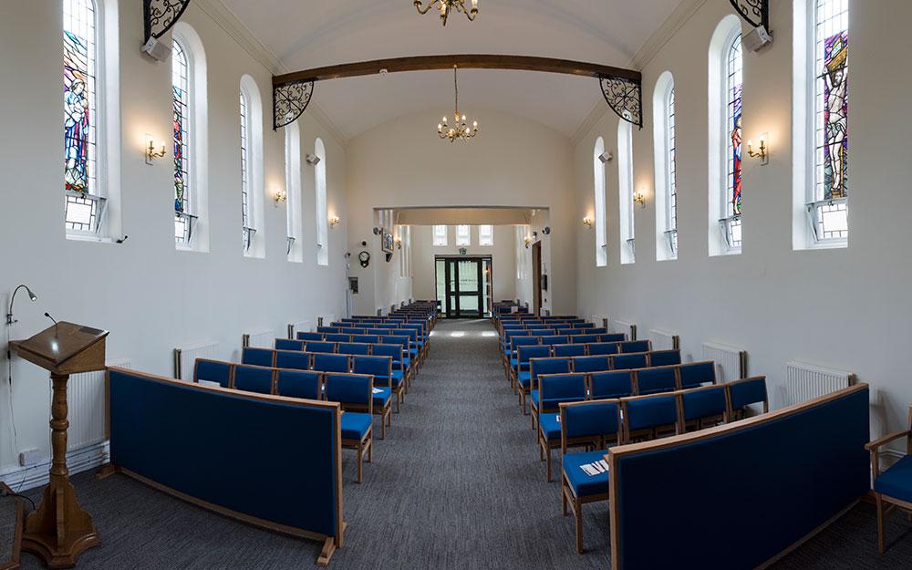 Crewe Crematorium, Cheshire East Council