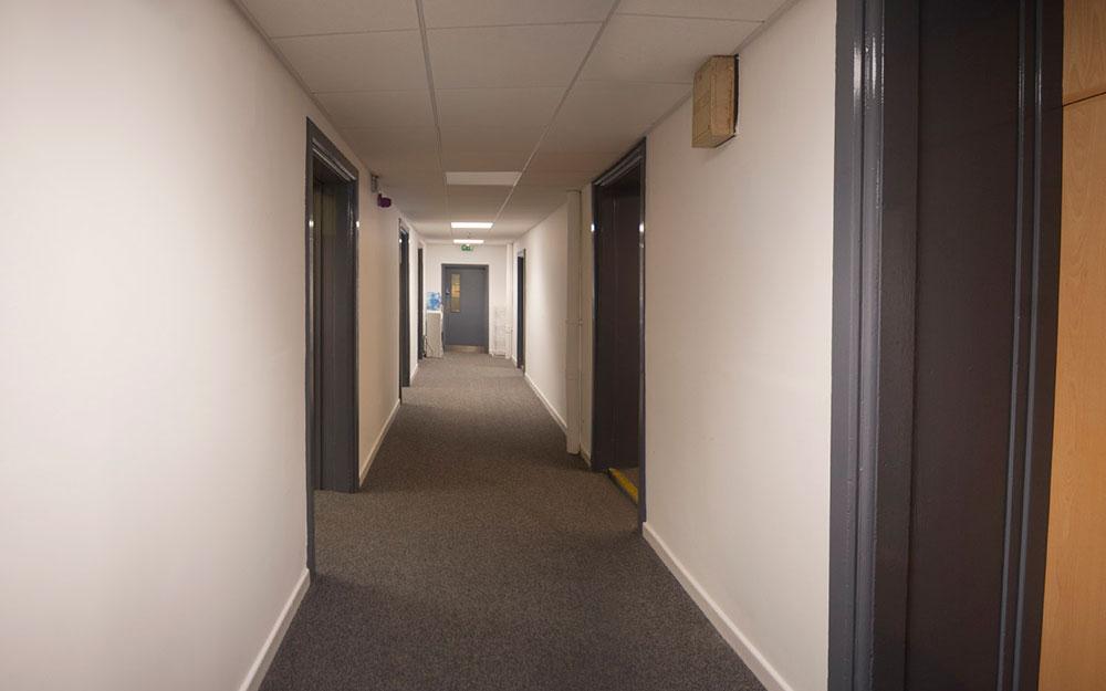 John Owens Building Basement