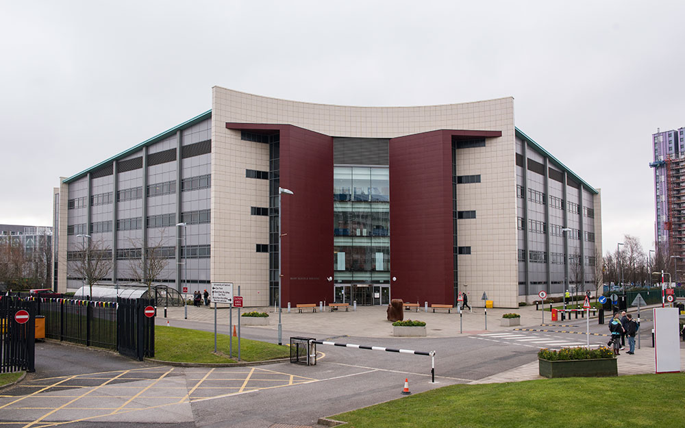 Mary Seacole Building, University of Salford