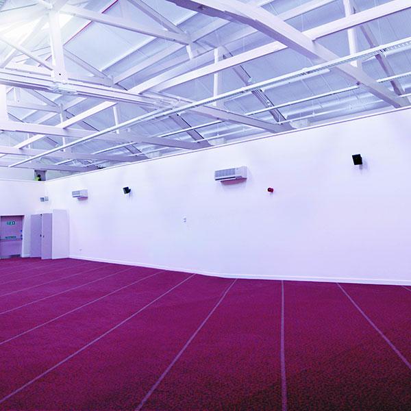 Muslim Prayer Rooms