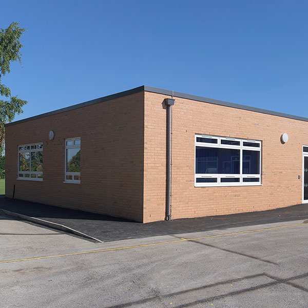 Offley Primary School, Cheshire East Council