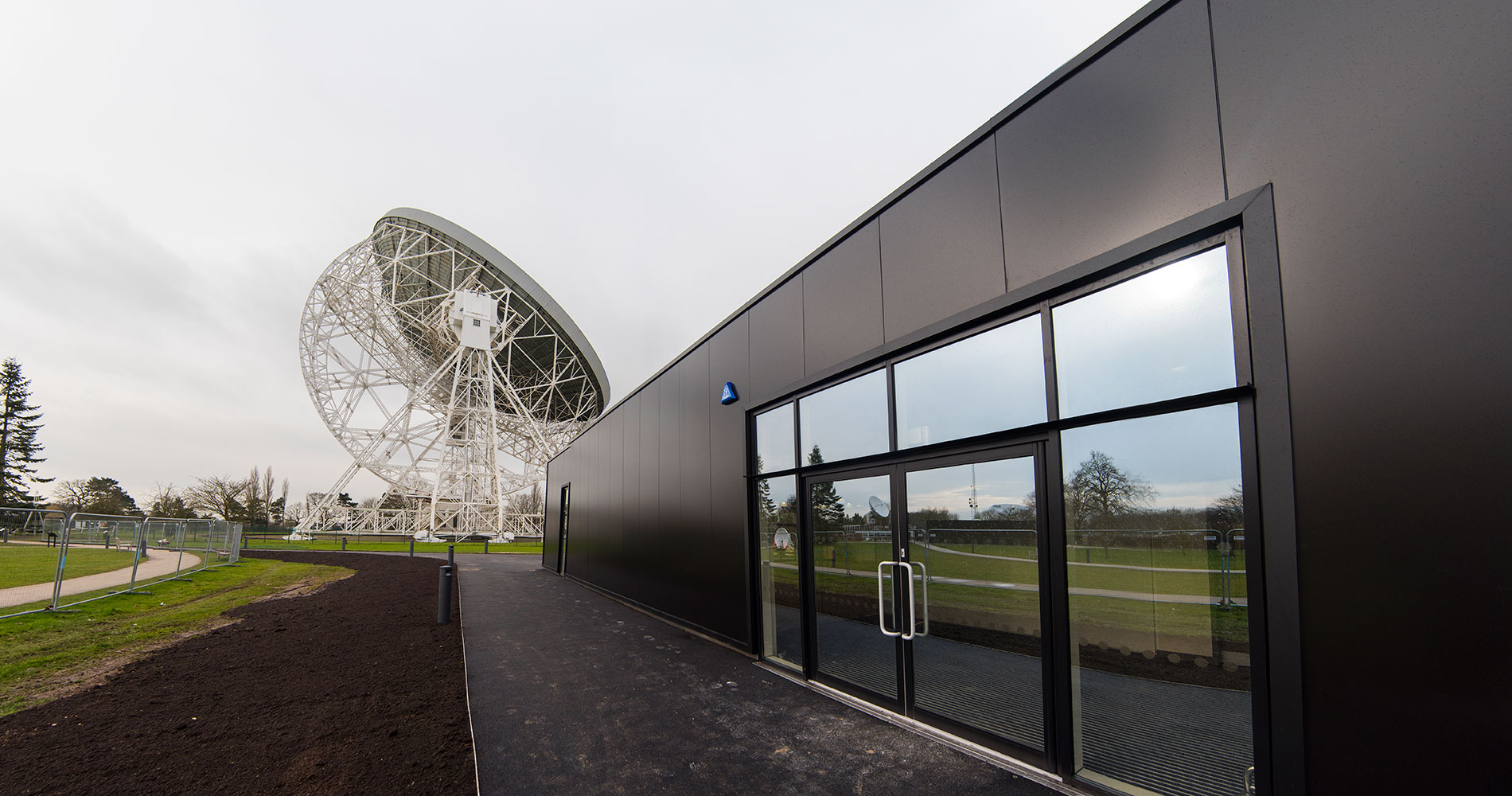 Star Pavilion at Jodrell Bank, The University of Manchester