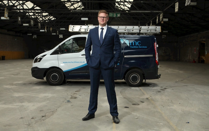 Outstanding First Year for MC Construction's Facilities Services Arm