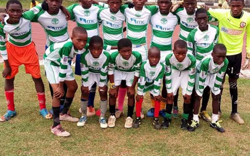 Football Kits Get New Lease of Life in Africa