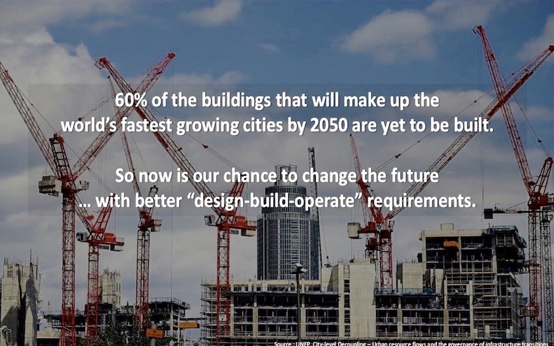 Building for a Better Tomorrow