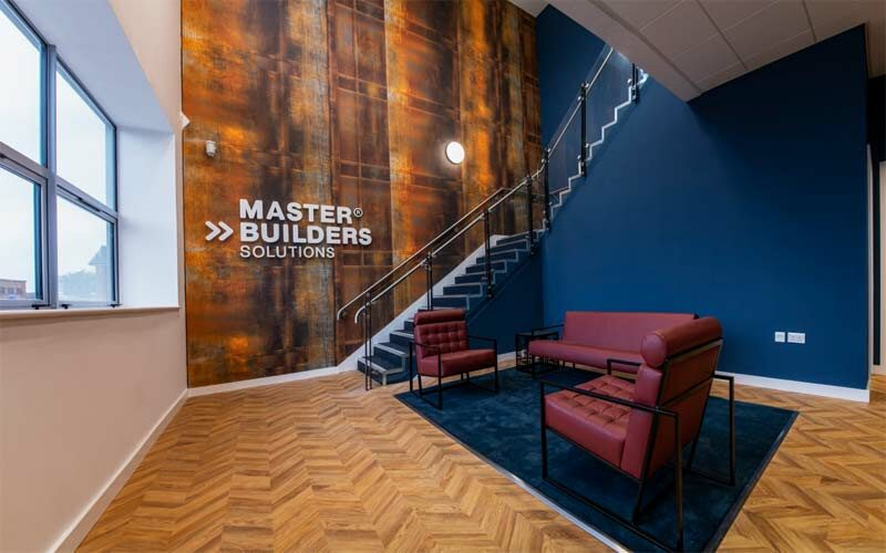 MC Construction Completes £1.5M Upgrade at Master Builders Solutions UK