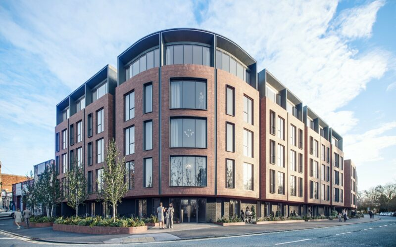 Plans Submitted for Apartment Scheme in Old Trafford