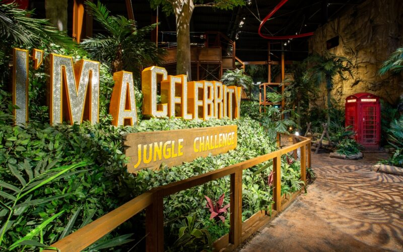 MC Construction Scales the Heights at New I'm A Celebrity… Jungle Challenge