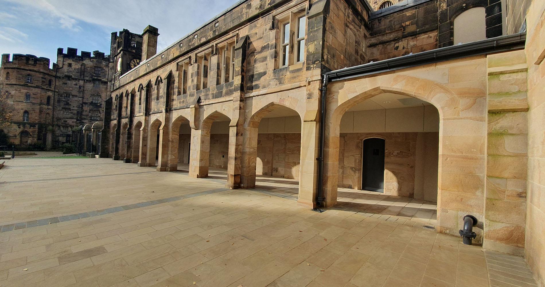 Lancaster Castle Phase 2