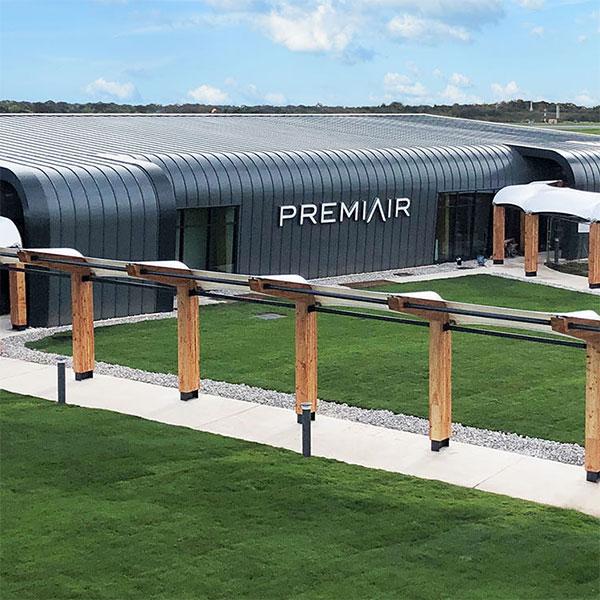 PremiAir Private Terminal